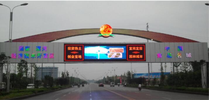 Traffic Guidance Signs LED Display